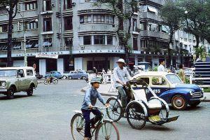 Saigon dans les année 70
