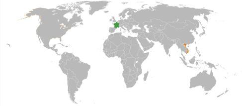 France_Vietnam_Locator
