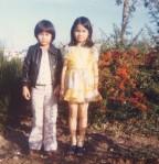 Avec ma sœur